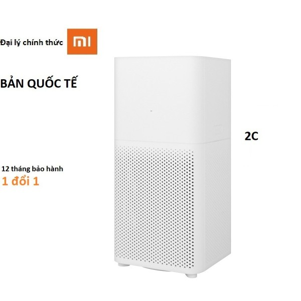 [ HÀNG CHÍNH HÃNG ] Máy Lọc Không Khí Xiaomi 2C Mi Air Purifier (31W) BH 18 Tháng 1 đổi 1