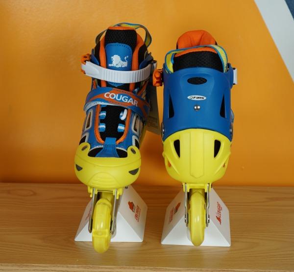 Mua Giày Trượt Patin trẻ em, giầy patin giá rẻ, giầy chính hãng giá tốt Cougar 835LSG (4 màu)
