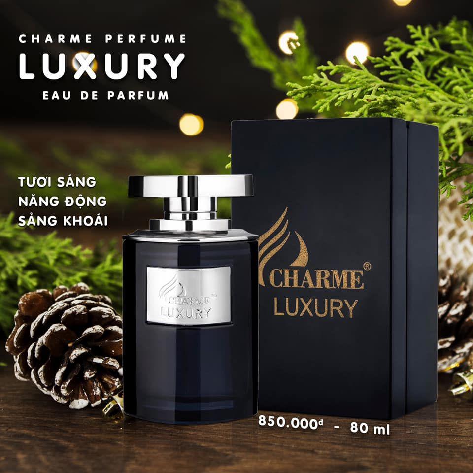 NƯỚC HOA NAM LUXURY 80ML nhập khẩu
