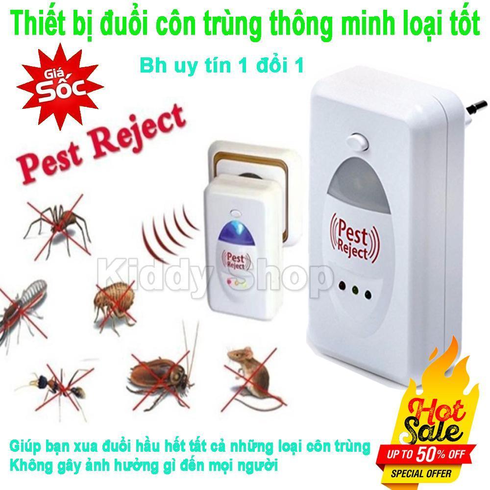 Máy đuổi chuột nhật bản, Máy đuổi ruồi, Máy đuổi con trùng Pest Reject chất lượng tốt , chất liệu cao cấp , thông minh , tiện lợi , đuổi côn trùng tốt , an toàn , bảo hành uy tín 1 đổi 1 toàn quốc.