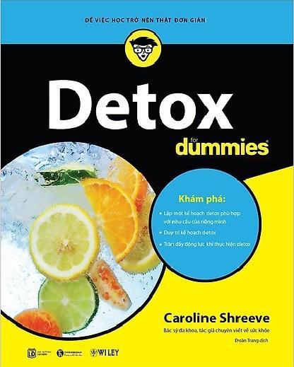 Detox For Dummies Bất Ngờ Ưu Đãi Giá