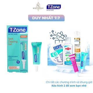 Gel Ngăn Ngừa Mụn Cấp Tốc Tinh Chất Tràm Trà T-Zone Spot Zapping Gel 8ml thumbnail