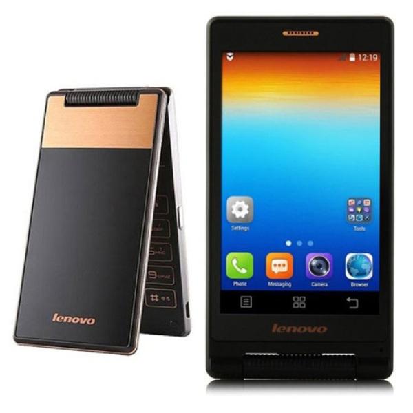Điện thoại cảm ứng giá rẻ thiết kế độc đáo 2 sim 2 sóng Lenovo A588T