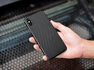 Miếng dán Carbon mặt sau cho 11 Pro 11 Pro Max X XsMax Iphone 6 6plus 7plus 8plus thumbnail