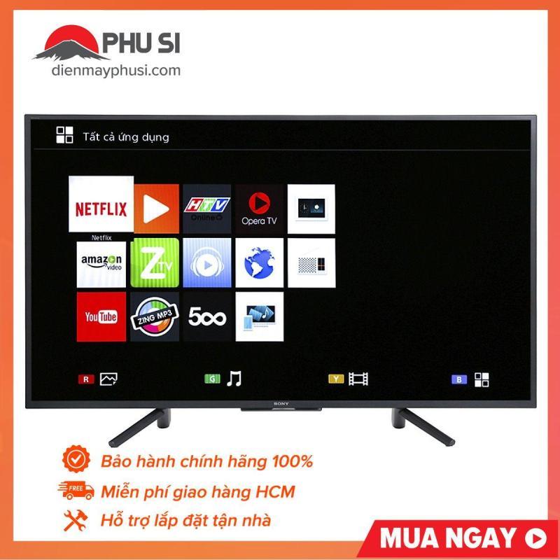 Bảng giá Smart Tivi Full HD Sony 50 inch 50W660F
