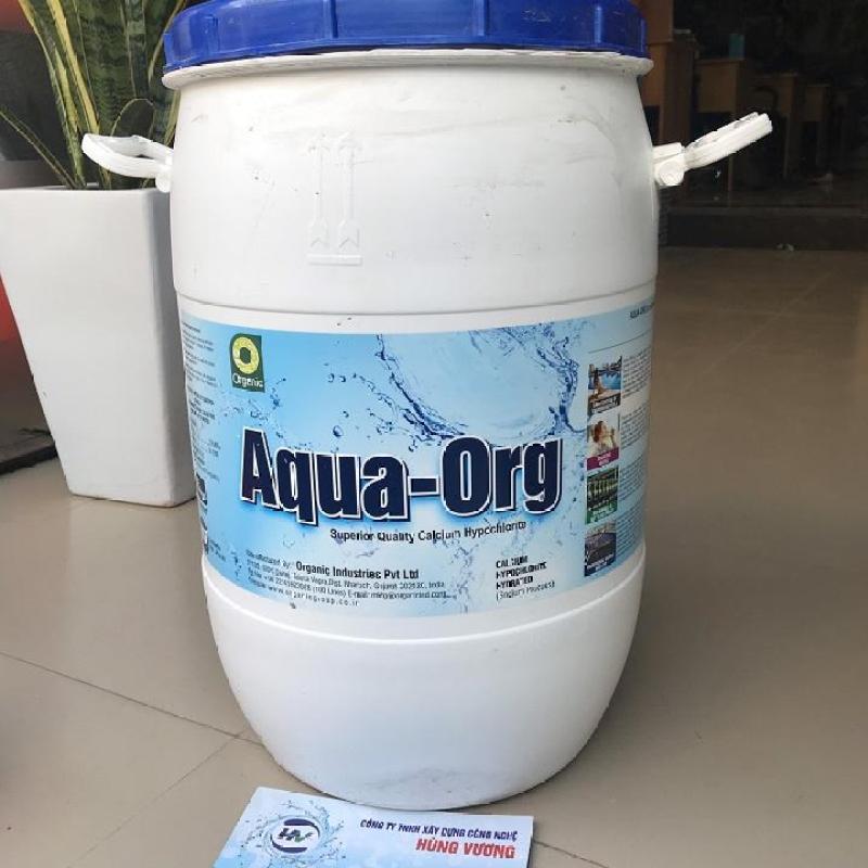 Clorine Ấn Độ - 5kg Hóa chất Chlorine Aquafit Ấn Độ - 5kg Hóa chất Clorine Ấn Độ