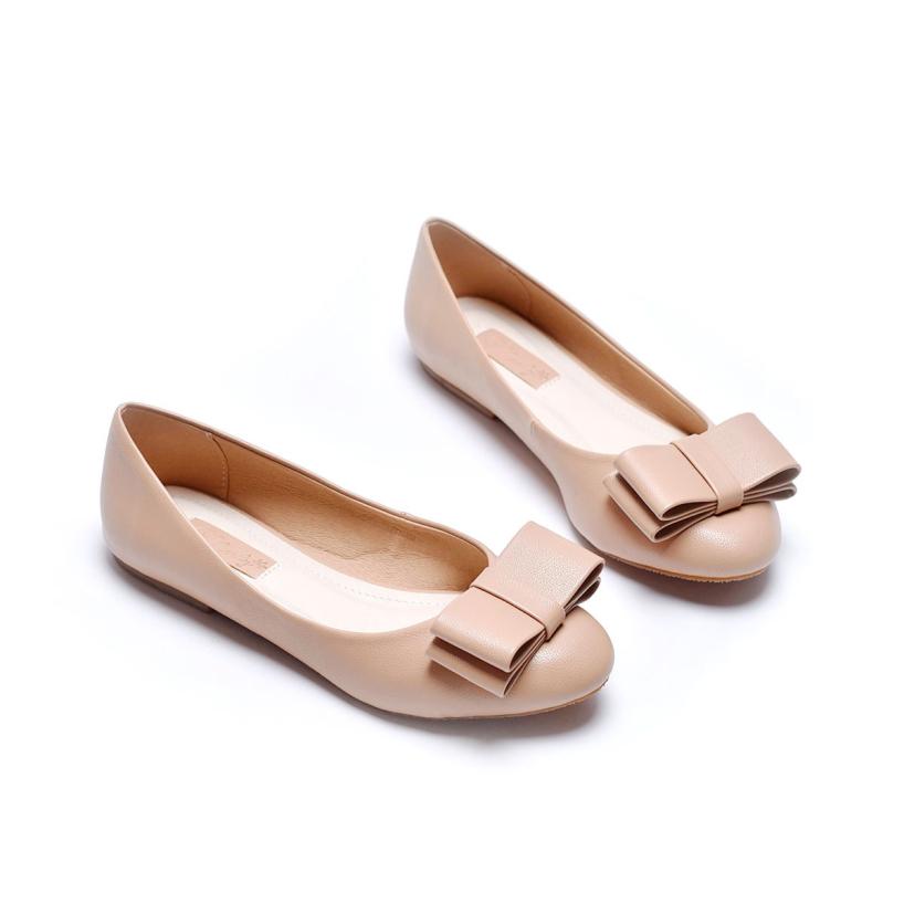 Giày búp bê nơ ngang Merly 1111 giá rẻ
