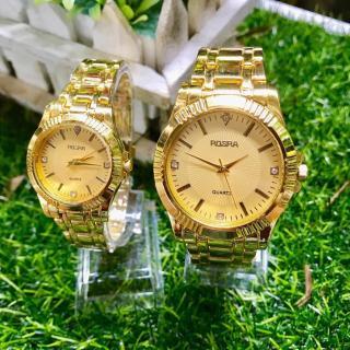 Đồng hồ thời trang nam nữ Rosra dây kim loại SM552 thumbnail