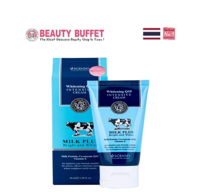 Kem trị thâm và dưỡng ẩm đầu gối, khuỷu tay, gót chân Scentio Milk Plus 50ml