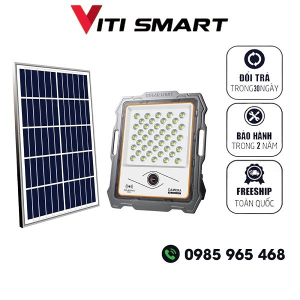 Bảng giá Đèn pha bi lồi năng lượng mặt trời VITI SMART, Den pha bi loi nang luong mat troi
