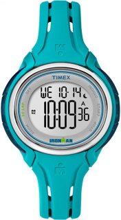 Đồng hồ nữ thể thao Ironman Sleek 50 Digital Dial Ladies Blue Silicone Watch (mã TW5K90600, mặt kính 38mm, dây 11mm) thumbnail