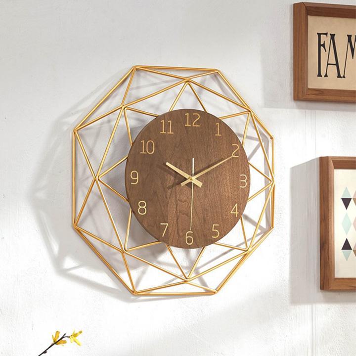Nơi bán Đồng hồ treo tường nghệ tnuật đẹp độc lạ DH-DH0001 trang trí phòng khách , phòng làm việc , showroom cửa hàng size 37,5cm