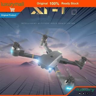 Flycam XT-1 Động cơ mạnh mẽ, camera chống rung quang học - Bộ máy bay flycam DR xt-1 UAV drone ABS 640P camera HD có đèn LED- bảo hành 12 tháng- Chất lượng vượt trội - Bảo hành chu đáo thumbnail