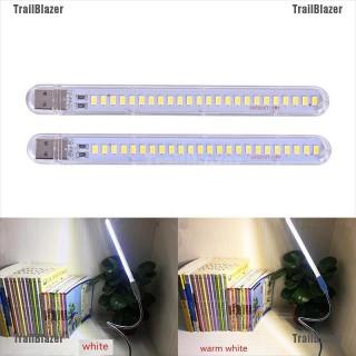 [HCM](GIÁ RẺ) THANH ĐÈN LED USB 24 BÓNG THÂN TRONG SUỐT SIÊU SÁNG CỰC MẠNH - ĐÈN USB CẮM SẠC DỰ PHÒNG LAPTOP XE OTO TẤT CẢ NGUỒN USB thumbnail