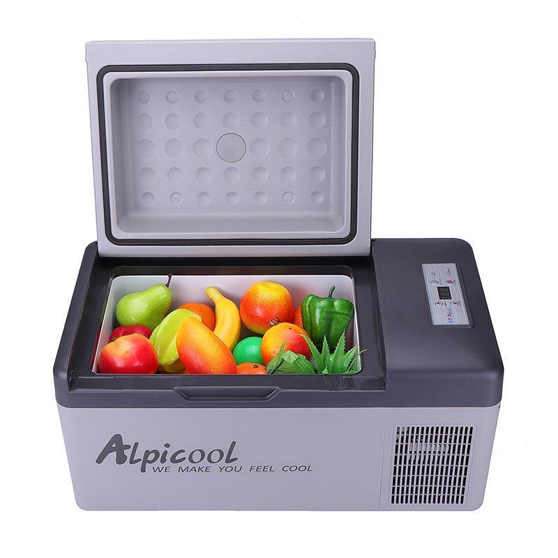 Tủ lạnh mini sử dụng trên oto và trong nhà_Alpicool C20 _ 20 Lít