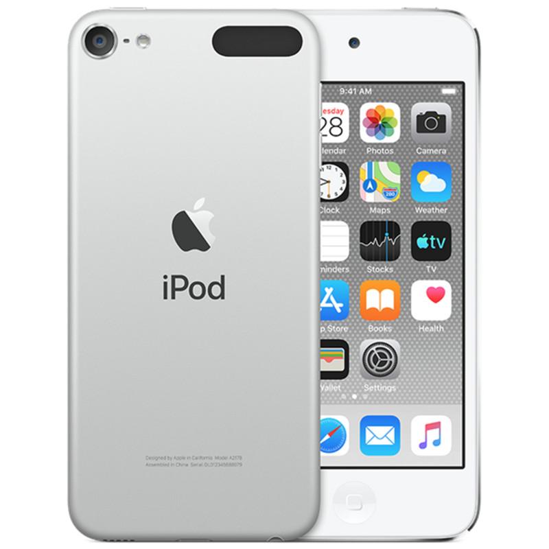 Máy nghe nhạc Apple iPod touch 32GB, Silver / Bạc - Hàng Chính Hãng VN/A