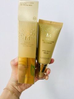 Kem nền Gold Missha BB Cream thumbnail