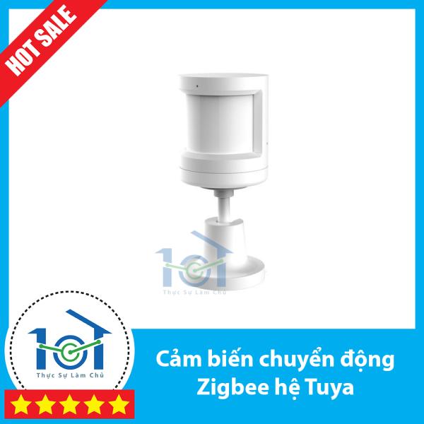 Cảm biến chuyển động Zigbee hệ Tuya/SmartLife
