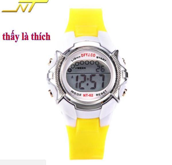 Giá bán Đồng hồ trẻ em điện tử NT-62 , chống nước 3atm