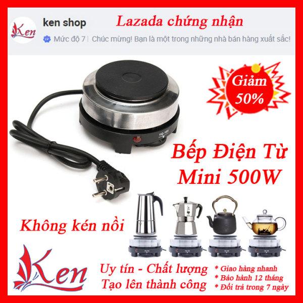 Bếp điện mini 500w - Bếp đun cafe - Bếp nấu cà phê - Bếp pha cà phê - Bếp đun nước - Bếp điện từ - Bếp điện mini - Bếp mini điện - Bep dien - Bếp điện từ mini - Pha cà phê