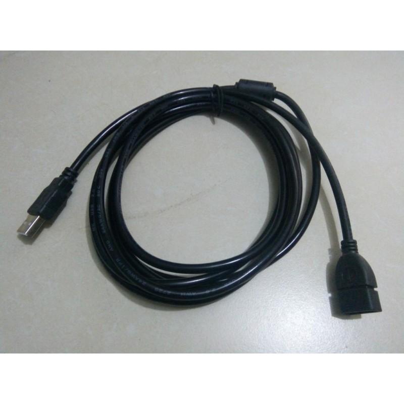 Bảng giá Dây cáp USB nối dài 5m đen Phong Vũ