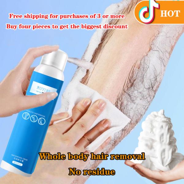 Kem tẩy lông kêm tẩy lông - triệt lông nách, không đau và đạt hiệu quả nhanh chóng Wax Tẩy lông, vùng chân, tay, nách và bikini, tẩy sạch cả lông cứng nhất dành cả nam và nữ 120g nhập khẩu