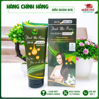 Dầu xả Thanh Mộc Hương không silicon hoàn toàn từ thiên nhiên phục hồi tóc hư tổn cấp ẩm cho tóc thumbnail