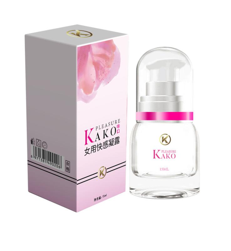 Gel bôi trơn tăng khoái cảm, gel thu hẹp cô bé KaKo Pleasure 15ml/ hàng nội địa
