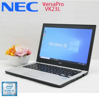 Laptop Nhật Bản NEC Versapro VK23L G Core i5-6200U, 4gb Ram, 128gb SSD, 12.5inch HD vỏ siêu cứng thumbnail