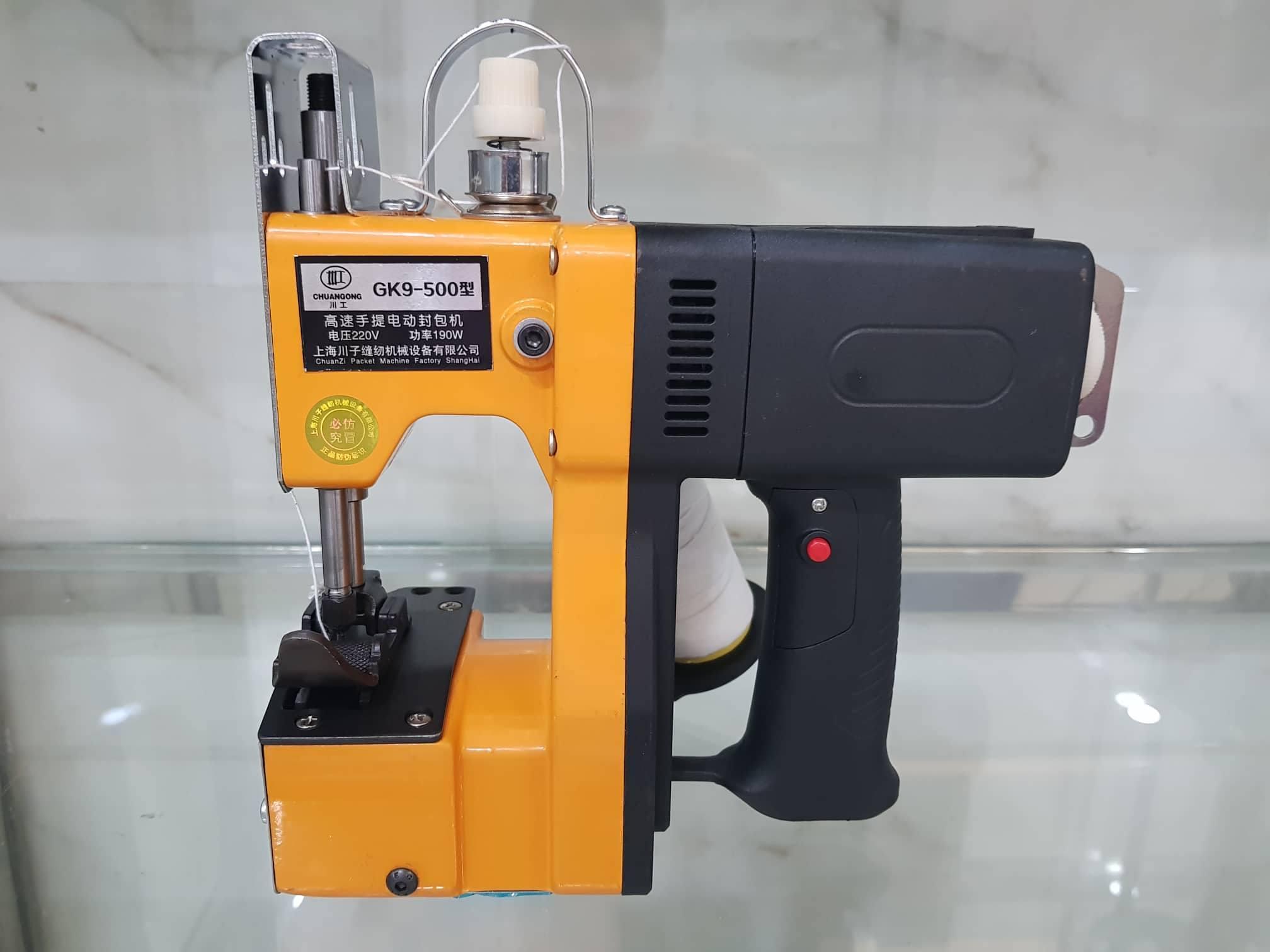 Máy may bao cầm tay mini GK9-500