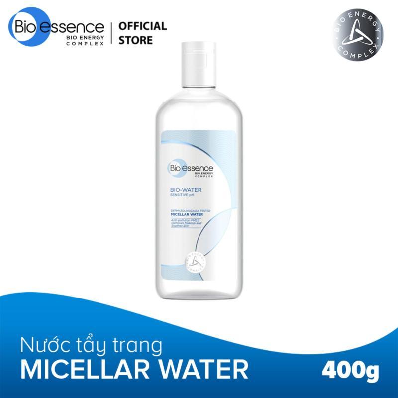 Nước tẩy trang Micellar Water Bio-essence 400ml tốt nhất