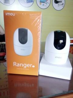 Camera wifi IPC-A22EP-IMOU Full hd 1080p 2mp hỗ trợ xoay 360 đàm thoại 2 chiều ống kính 3,6 thumbnail