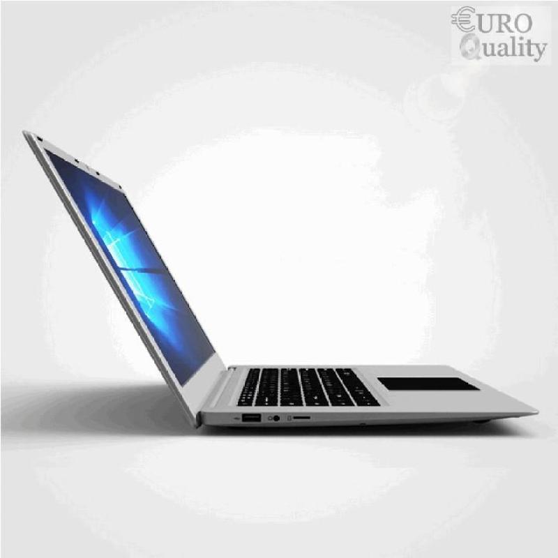 Euro Quality - Laptop siêu mỏng 14.1inch Intel Atom x5 Ram 2G 32Gb ( Màu Bạc)
