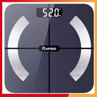 Cân điện tử Rapido RSF-01S đo được các chỉ số cơ thể,BH 12 tháng thumbnail