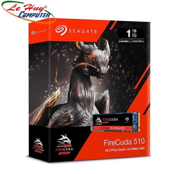 Bảng giá Ổ Cứng Ssd Seagate Firecuda 510 1Tb M2 Nvme Pcie Gen3X4 (Zp1000Gm30011) Phong Vũ