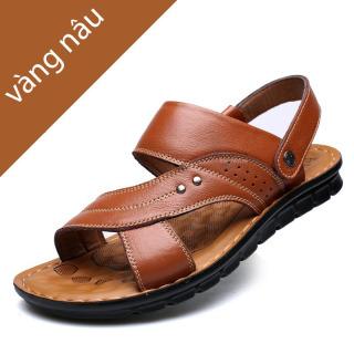 10. Giày Sandal phong cách thời trang Nhật Bản đế mềm chất liệu da bò thật phù hợp với các mùa trong năm 12129 thumbnail