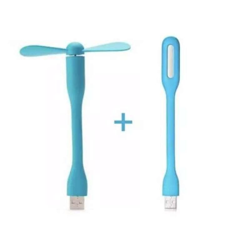Bảng giá [COMBO cúp điện] Đèn Led USB + Quạt USB Mini siêu tiện dụng - TinTin Shop (HCM) Phong Vũ