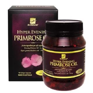 Viên uống bổ sung nội tiết Hyper Evening Primrose Oil lọ 180 viên thumbnail