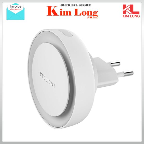 Đèn Cảm Ứng Ban Đêm Xiaomi Yeelight (Cắm Điện) - Hãng phân phối