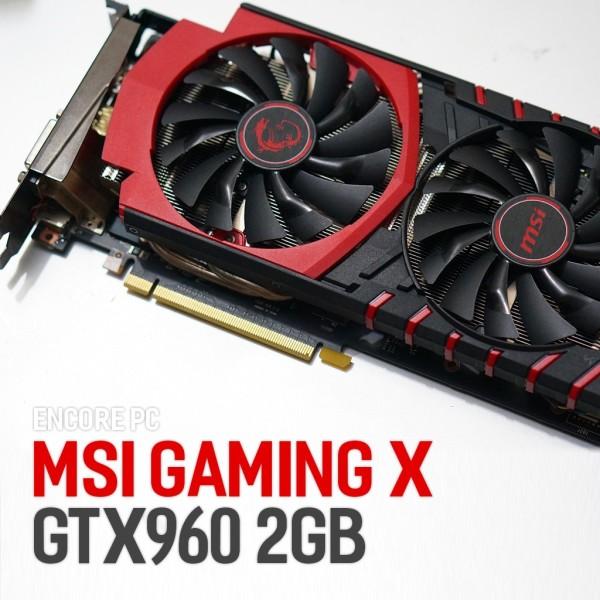 Bảng giá VGA MSI GTX 960 GAMING 4G Phong Vũ