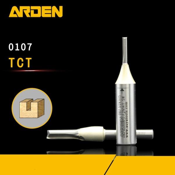 ARDEN - Mũi dao CNC thân 12.7x3x20 và 12.7x4x22, 2 lưỡi TCT