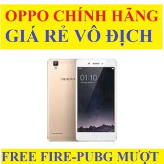 điện thoại Oppo F1w (Oppo F1) 2sim ram 3G bộ nhớ 16G mới - CHÍNH HÃNG thumbnail