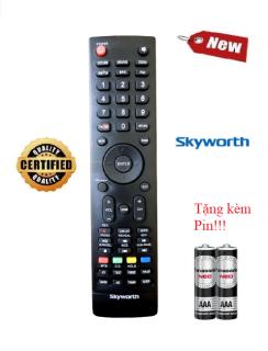 Điều khiển tivi Skyworth - Hàng tốt 100% Tặng kèm Pin thumbnail