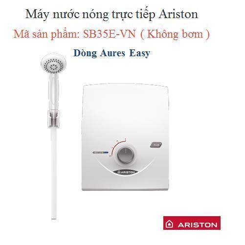 Máy nước nóng Ariston SB35E-VN (không bơm)