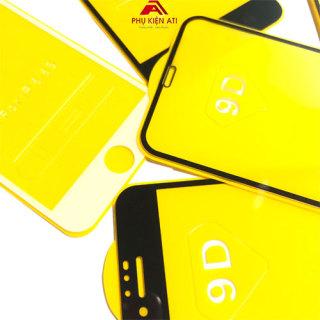 [ĐÃ CÓ IPHONE 12] Kính cường lực iPhone Full màn hình 9D- Full dòng iPhone từ 6 đến 12Promax- Cường lực 9D cho iPhone 3