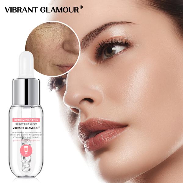 Serum chống nếp nhăn dưỡng ẩm sâu thúc đẩy tái tạo tế bào da VIBRANT GLAMOUR - INTL cao cấp