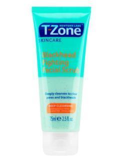 Tẩy da chết sạch nhờn bụi bẩn loại bỏ mụn đầu đen T-Zone Blackhead Fighting 75ml thumbnail