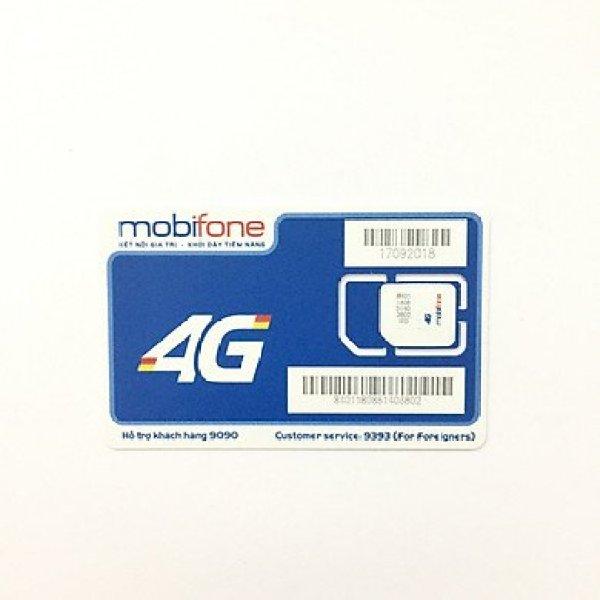 Phôi Sim Trắng 4G Mobifone