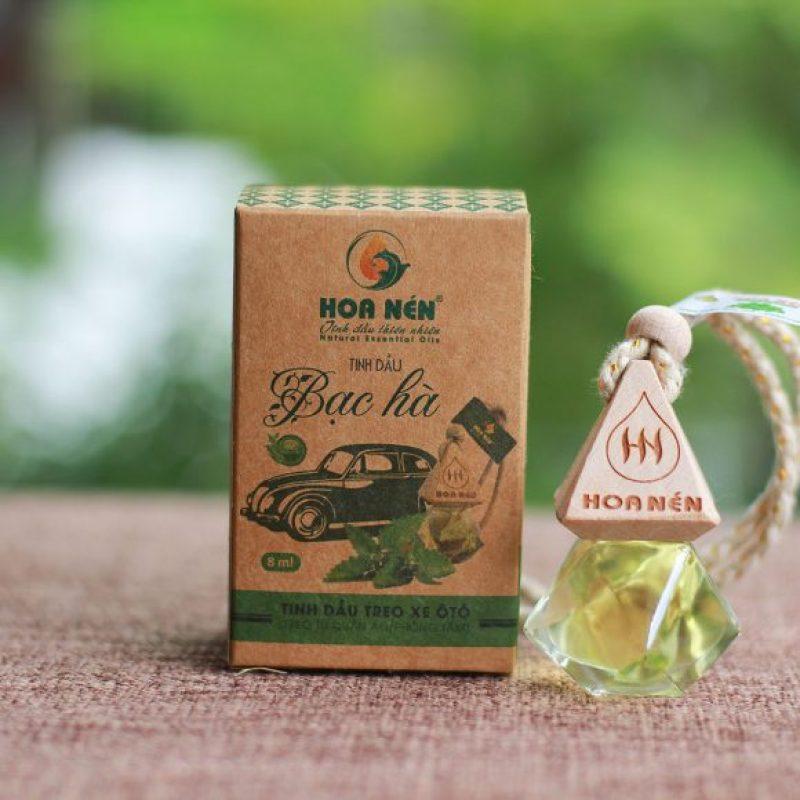 Tinh dầu treo Bạc hà - Hoa Nén