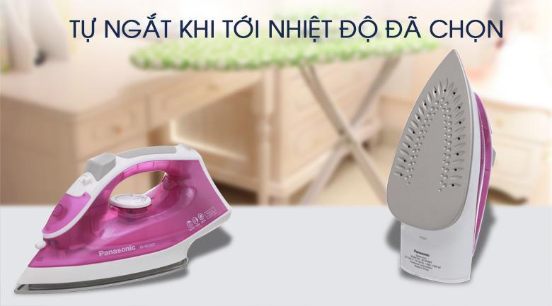 Hot Deal Khi Mua Bàn ủi Hơi Nước Panasonic NI-M250TPRA